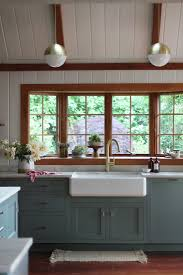 Kitchens With Farmhouse Sinks Farmhouse Sinks Kitchen Inspiration The Inspired Room