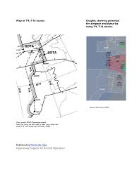 Use Of T9 And T16 Routes To Avoid French Airspace Pages 1