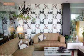 Texture Wall Paint For Living Room Textured Walls With A Twist Renomania