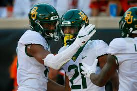 Baylor Bears Football Seating Chart College Football Tv Schedule 2019 Where To Watch West