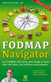Fodmap Diet Chart The Fodmap Navigator Low Fodmap Diet Charts With Ratings Of More Than 500 Foods Food Additives And Prebiotics