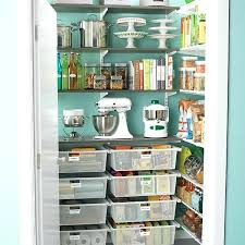 pantry shelf organizer locking large kitchen