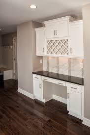 Kitchen Message Center Featured Home Essex Homes Showcases Ellington Model