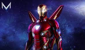 Iron Man Infinity War Desktop ...