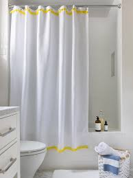 white shower curtain. White Shower Curtain