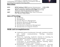 Resume : Job Resume Resume For Job In Teacher Resume Builder .