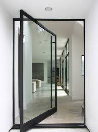 ... Great Modern Glass Entry Doors Fiberglass Entry Door Ideas Ideas  Pictures Remodel And Decor ...