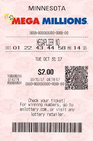 Mega Millions Chart Mega Millions Minnesota Lottery