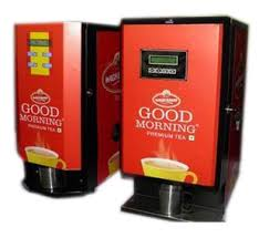 Tea Coffee Vending Machine For Office Custom Wagh Bakri TeaCoffee Vending Machine Product Services Shiv