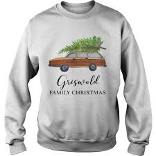 Griswold family ugly christmas sweater, t-shirt and hoodie - Myfrogtee