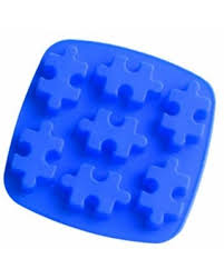 New Deals on Puzzle <b>Silicone</b> Baking Mould Cake Molds