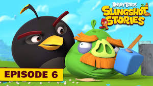 Angry Birds Slingshot Stories Ep. 6