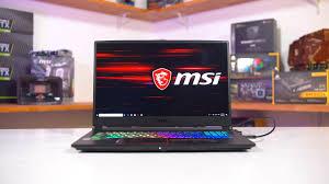 Msi Laptop Keyboard Lights Control Msi Ge75 Raider Review Techspot
