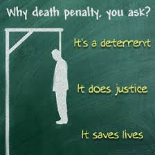 we need to contemplate on the pros and cons of capital punishment pro death penalty arguments