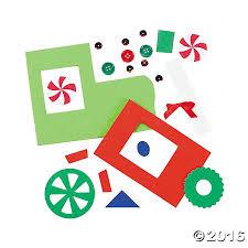 12 train photo frame magnet craft kits b0065ruceq