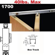 picture of 1700 bi fold door hardware