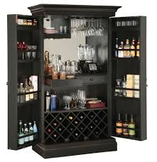 wine and bar cabinet. Sambuca Wine \u0026 Bar Cabinet, By Howard Miller - PremiumHomeBars.com And Cabinet