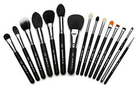 mac makeup brushes kit photo 2