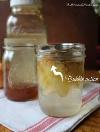 how to make easy apple cider vinegar at home uses just 2 ings and step