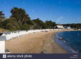France Vendee Ile De Noirmoutier Bois De La Chaise La Plage