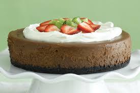 chocolate cheesecake recipe.  Recipe Our Best Chocolate Cheesecake On Recipe