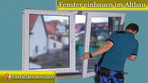 Fenster Montage Fenster Einbauen Im Altbau Doppelfenstermontagen