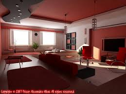 Red Wallpaper Designs For Living Room Classy Idea Red Black And Cream Living Room Ideas 8 Red Black And