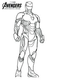 Fun iron man coloring pages for your little one. 25 Free Iron Man Coloring Pages Printable