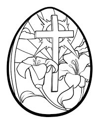 Religious Easter Coloring Pages 253 Free Printable Coloring Pages