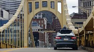 Image result for pittsburgh self driving cars
