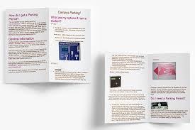 Mctc Parking Services Brochure | Elisa Lundquist