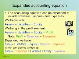 the basic accounting equation can also be rewritten as tessshlo
