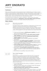 Recruiting Consultant Resume Samples Visualcv Resume Samples Database