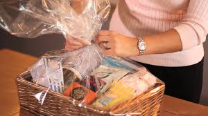 How To Make Your Own Gift Hamper  YouTubeHow To Make Hampers For Christmas Gifts