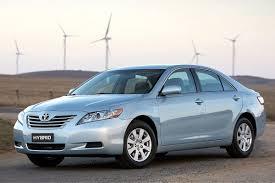 Toyota Camry Hybrid 2009 - Car Review | Honest John