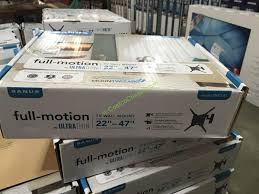 s simplicity full motion 22 47 tv wall mount smf3 costcochaser pertaining to costco tv decorations 5