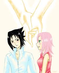 anime love holding hands. Modren Holding SasuSaku  Holding Hands 2 By CyndiLiuWho Throughout Anime Love A