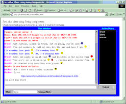 ukh s world  chat client using java swing classes