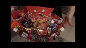 goo basket for your man for valentine s day