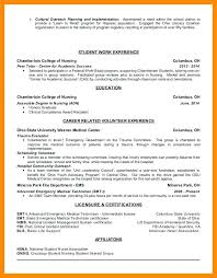 Associate Degree Resume Stunning Associates Degree Resume Foodcityme