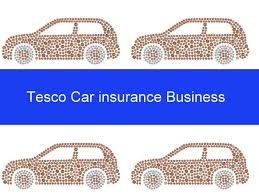 tesco car insurance business is arranged by tesco bank and it is also administrated by tesco