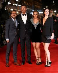 Cristiano Ronaldo And Her Wife