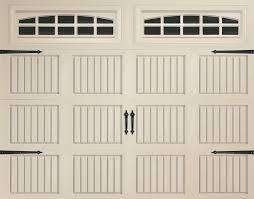 cascade garage doorContinental Vinyl Garage Door