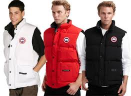 Buy Canada Goose Freestyle Vest Mens Jacket to Make Your Life Cheerful