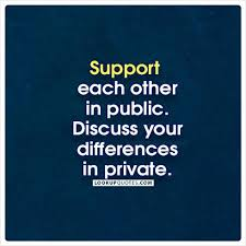 Support Quotes