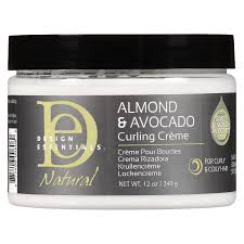 Design Essentials Restore Design Essentials Natural Almond Avocado Curling Creme