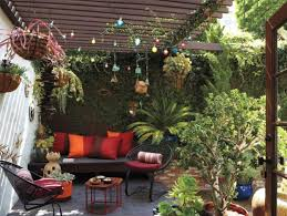 The Charming Of Patio Decorating Ideas Home Design Lover