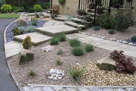 low maintenance gravel garden ideas