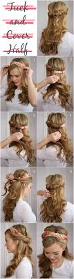 Very Easy Cute Hairstyles 18 Cute And Easy Hairstyles That Can Be Done In 10 Minutes Style