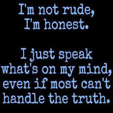 Rude Good Morning Quotes Best of I'm Not RudeI'm Honest Good Morning Quote Quotespictures